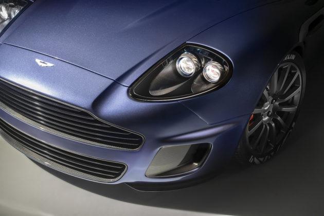 Aston Martin Vanquish 25