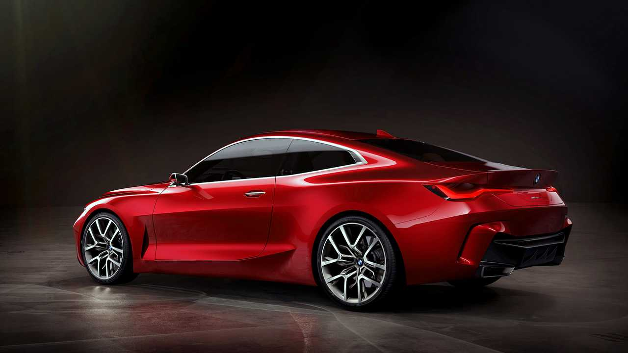 BMW Concept 4 Unveiled in Frankfurt Previews Future 4 ...