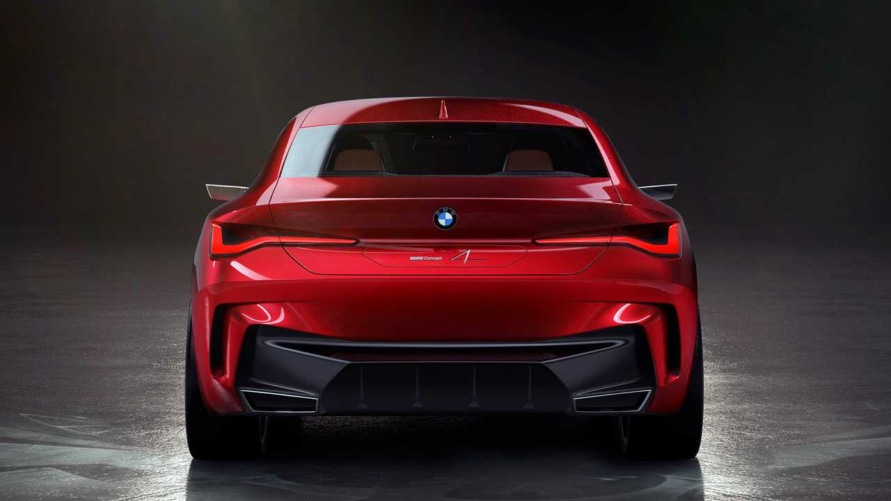 BMW Concept 4 Frankfurt
