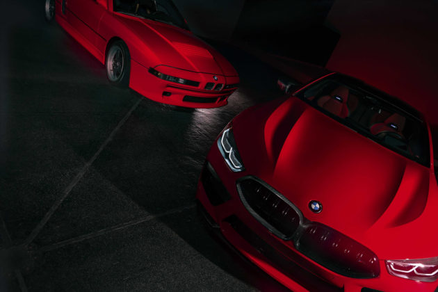 BMW M8 Prototype and M8 Individual Manufaktur Edition
