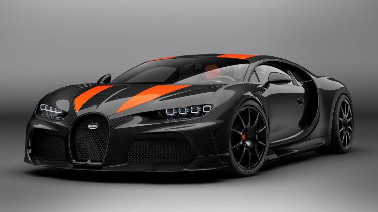 Bugatti Chiron Super Sport 300+ Frankfurt Motor Show