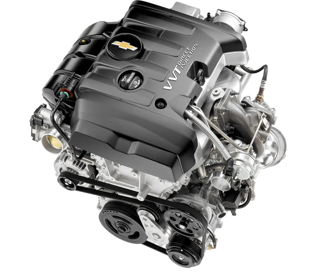 Top 10 Boosted 4-cylinder Engines