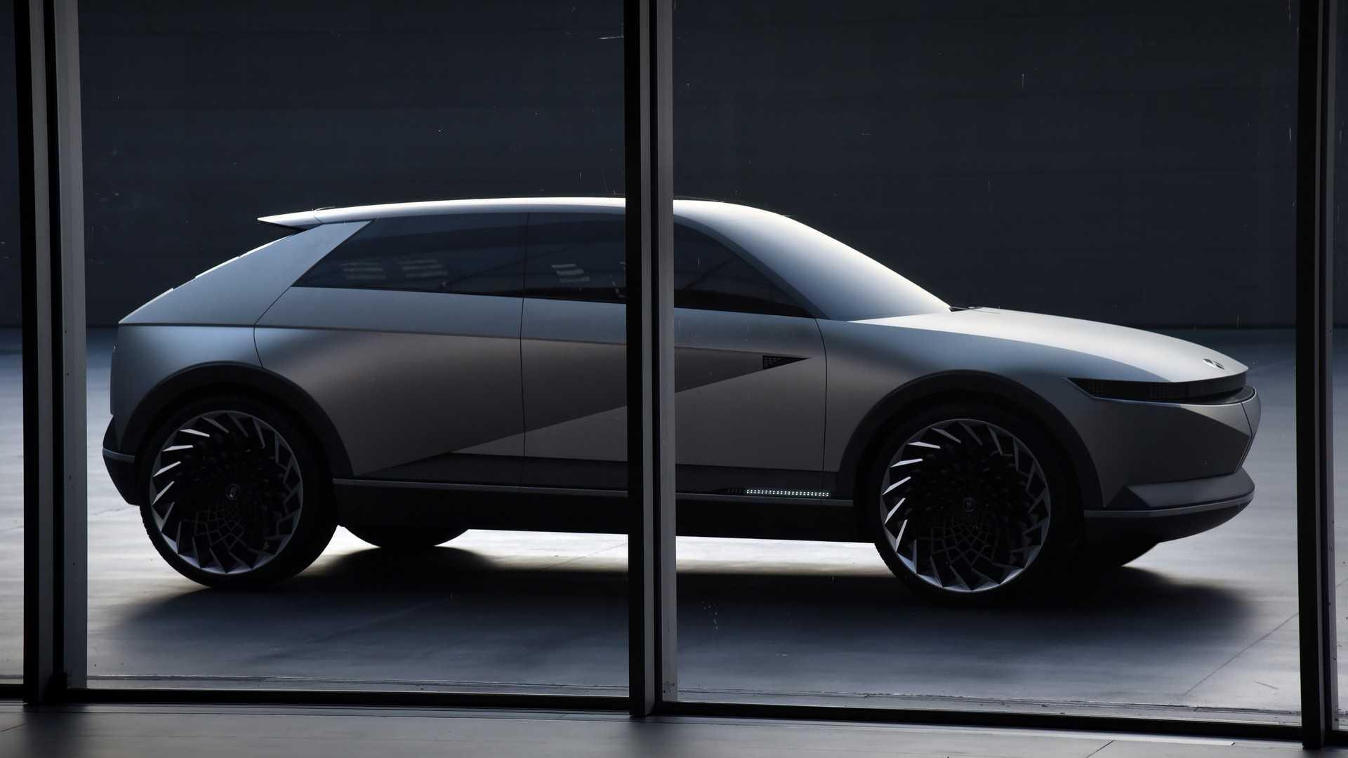 Hyundai 45 Concept Frankfurt