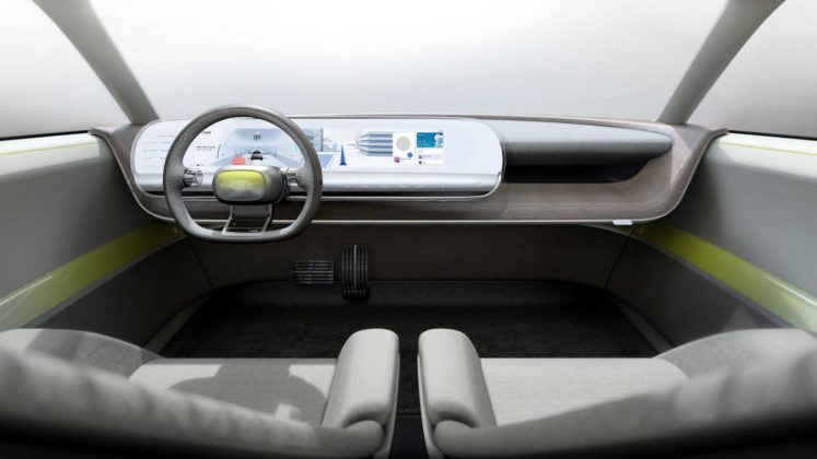 Hyundai 45 Concept Frankfurt Interior