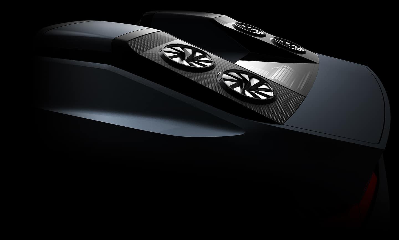 Mitsubishi PHEV Concept teaser