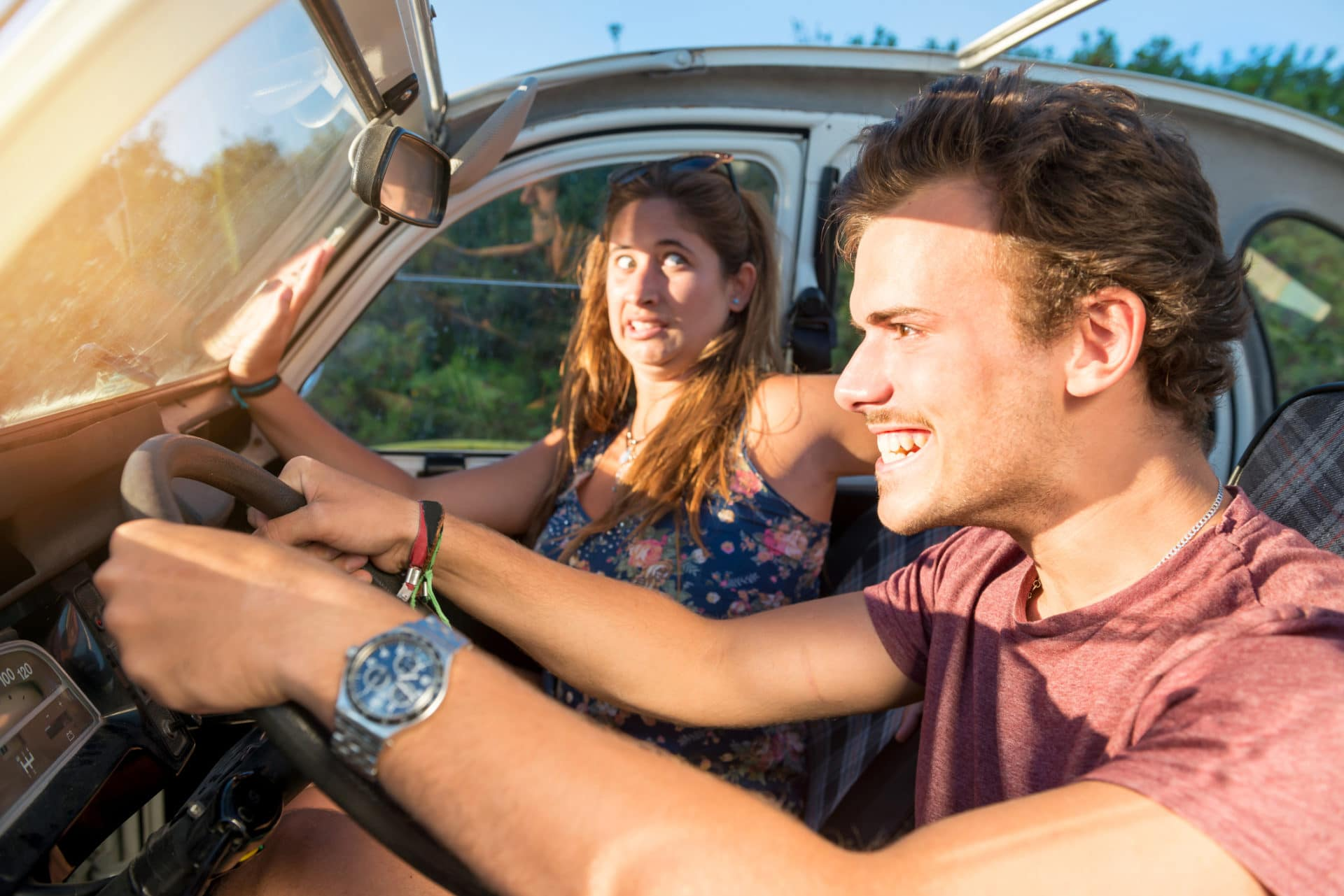 Study says music makes you driver faster