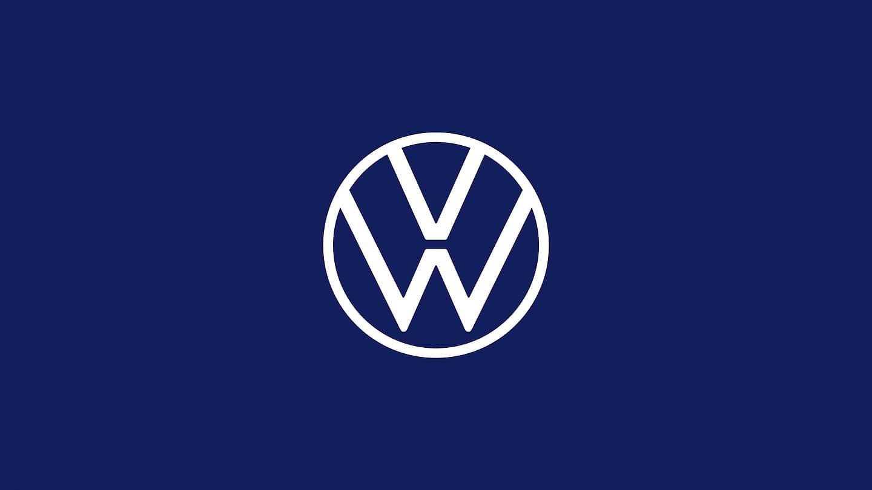 Volkswagen's new logo 2019