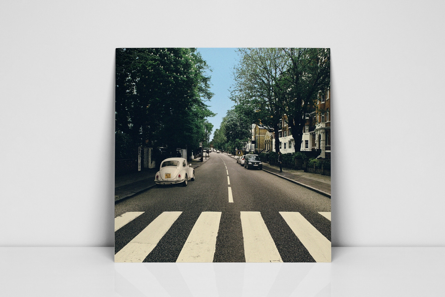 Abbey Road – Reparked Edition vinyl cover