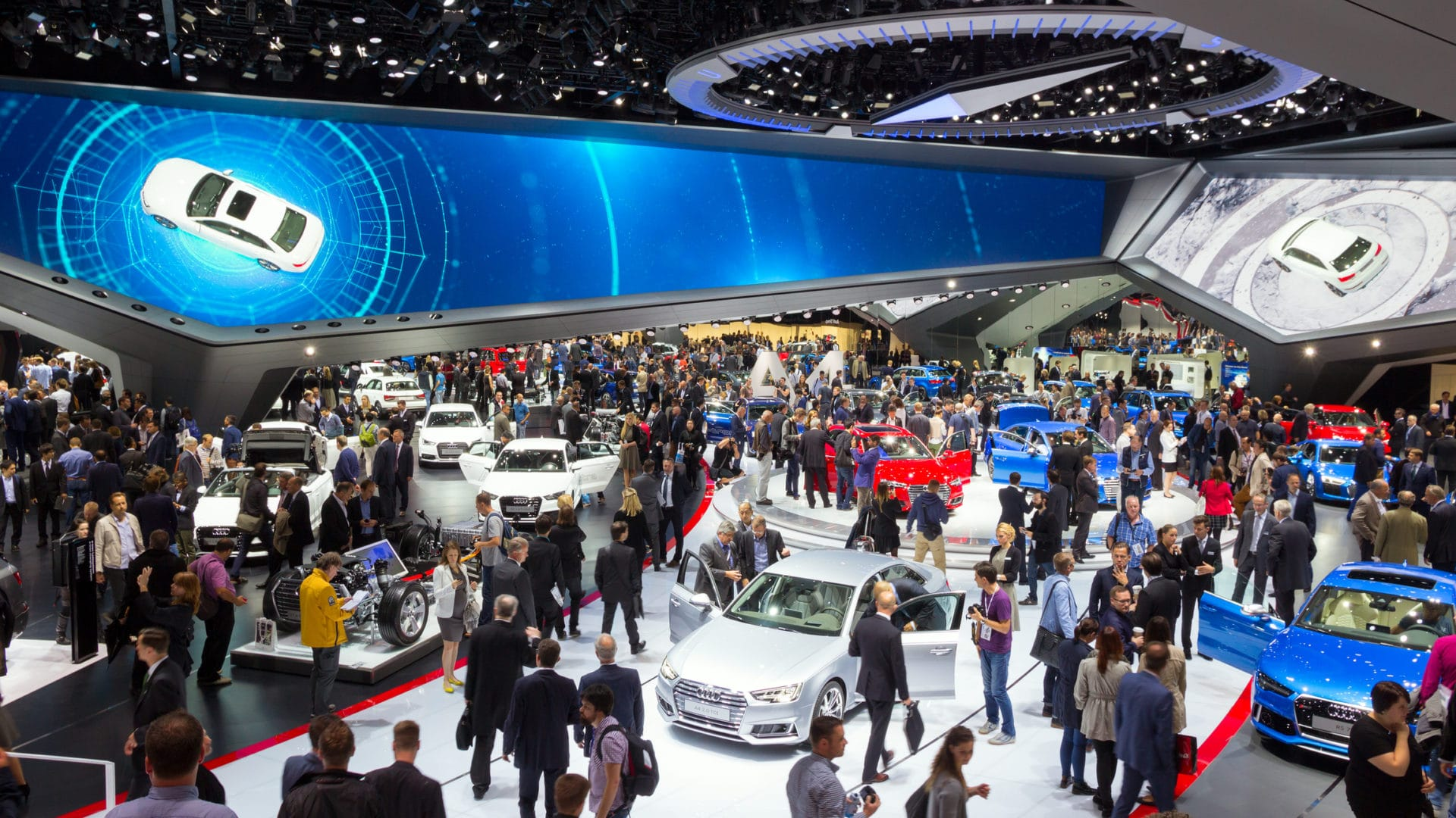 Franfurt Auto Show