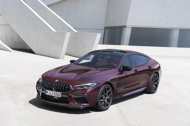 2020 BMW M8 Gran Coupe Los Angeles