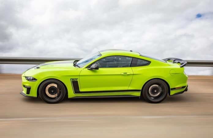 Ford Mustang R-SPEC Australia Herrod Performance