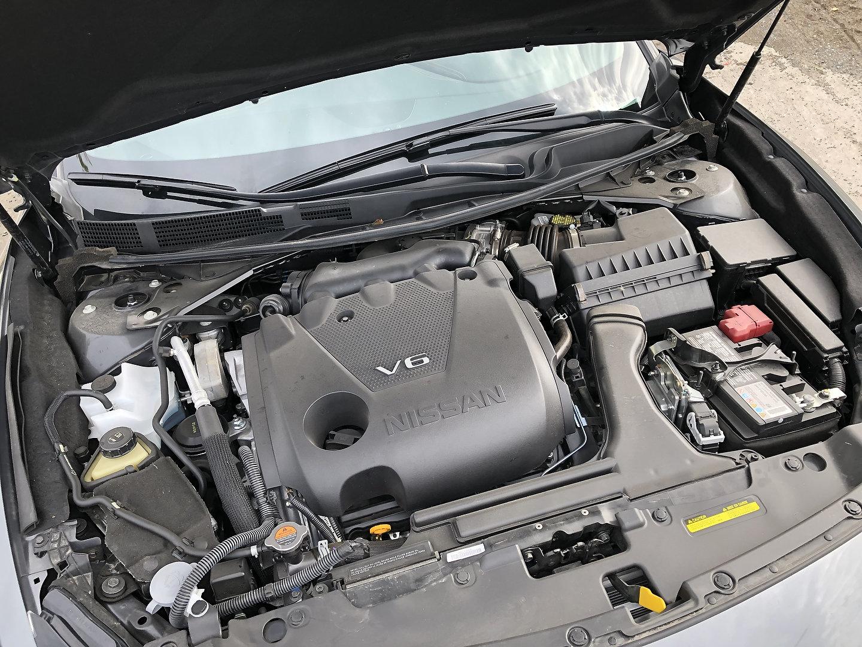 2020 Nissan Maxima Sr Review Its Future Lies Somewhere Else