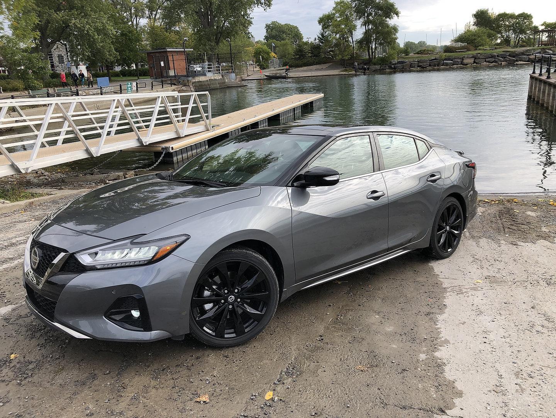 2020 Nissan Maxima SR Review: Its Future Lies Somewhere ...