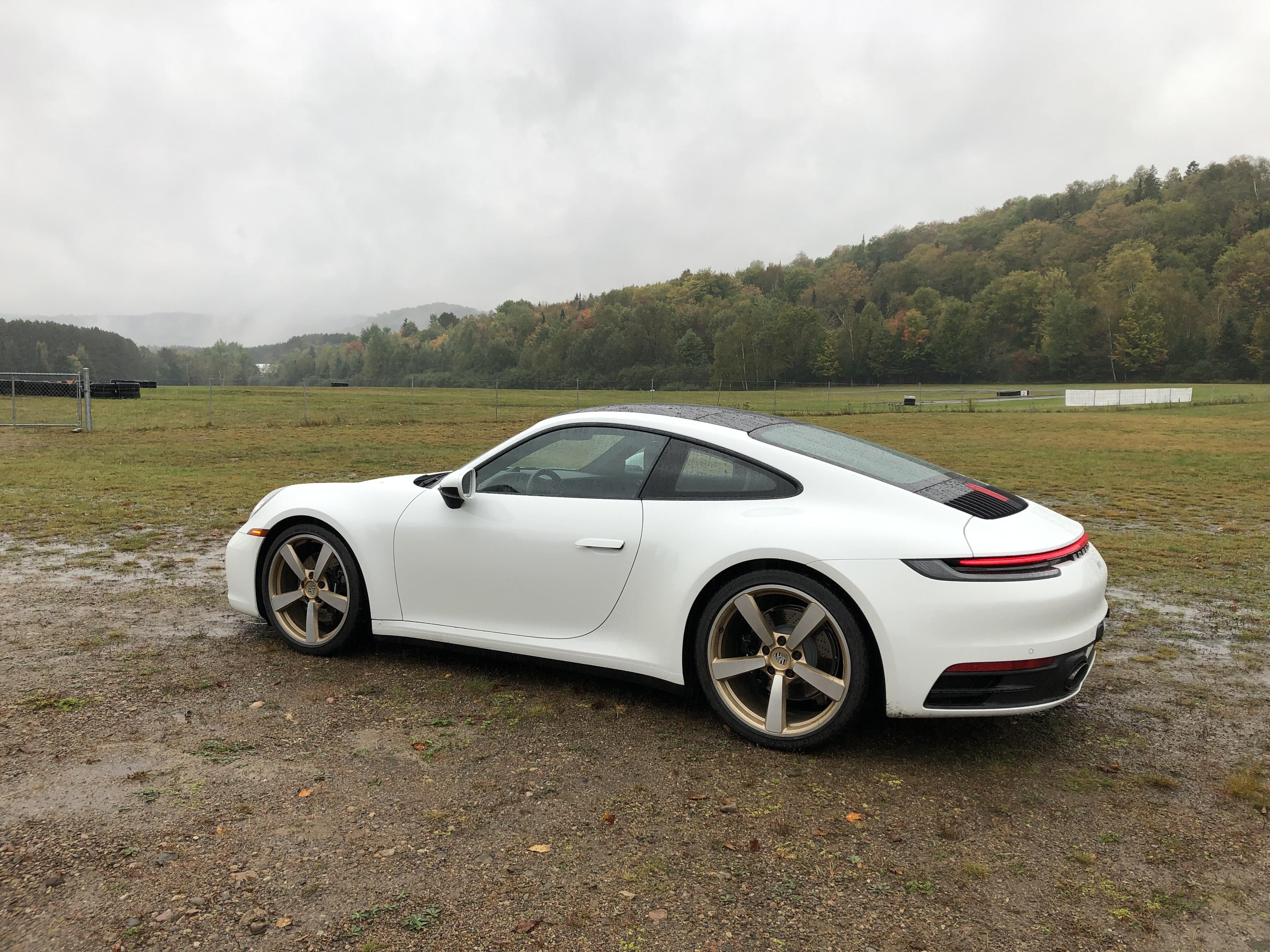 2020 Porsche 911 review