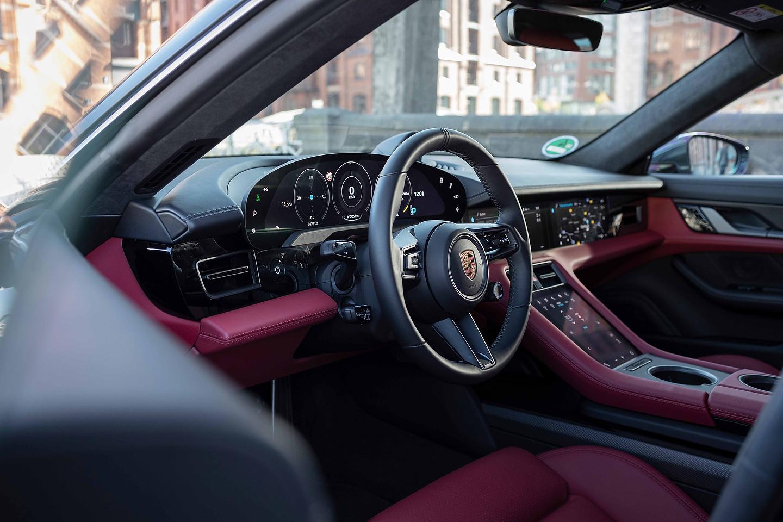 Porsche Taycan Turbo S Review