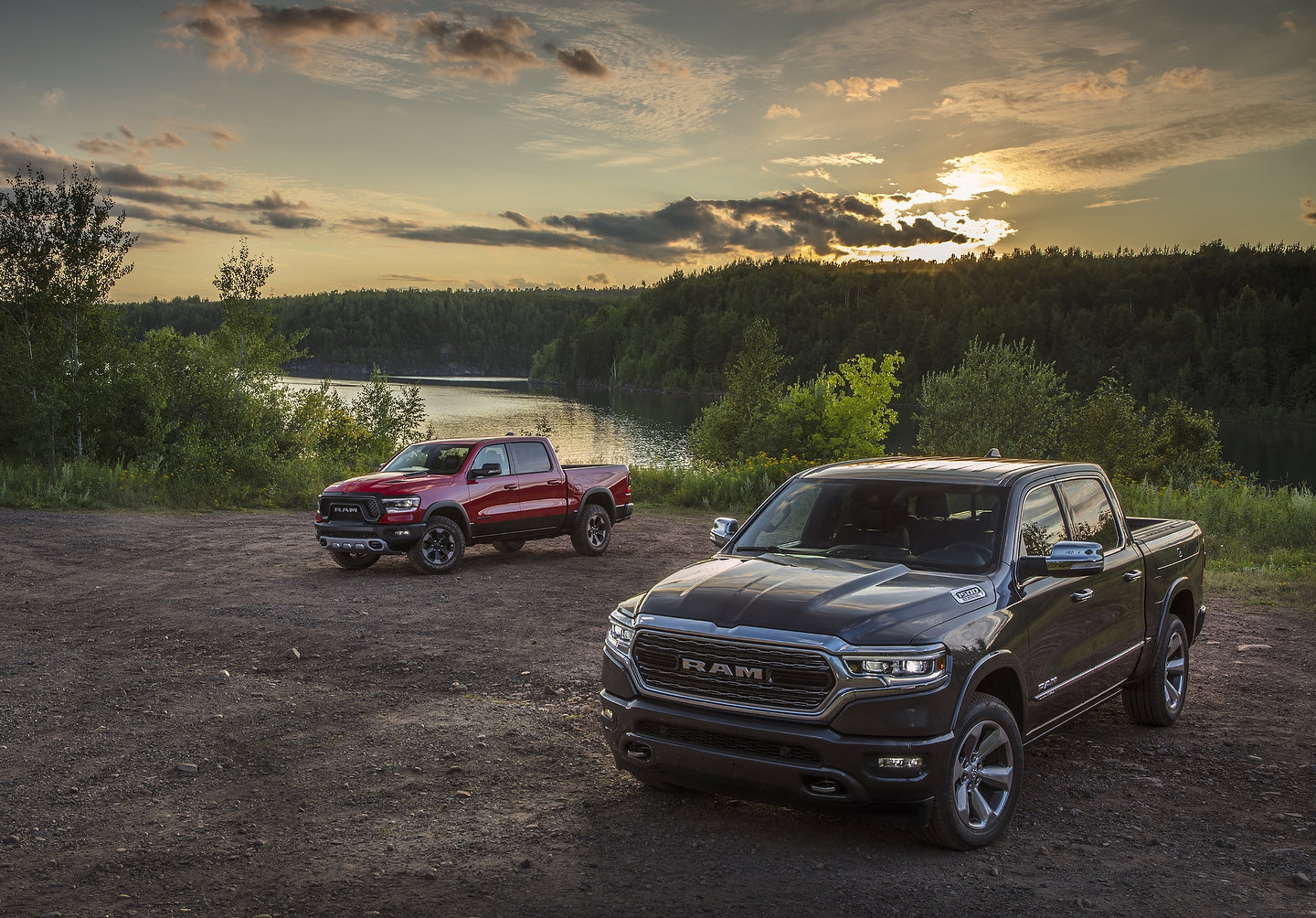 New 2020 RAM 1500 EcoDiesel Fuel Economy Ratings - Motor ...