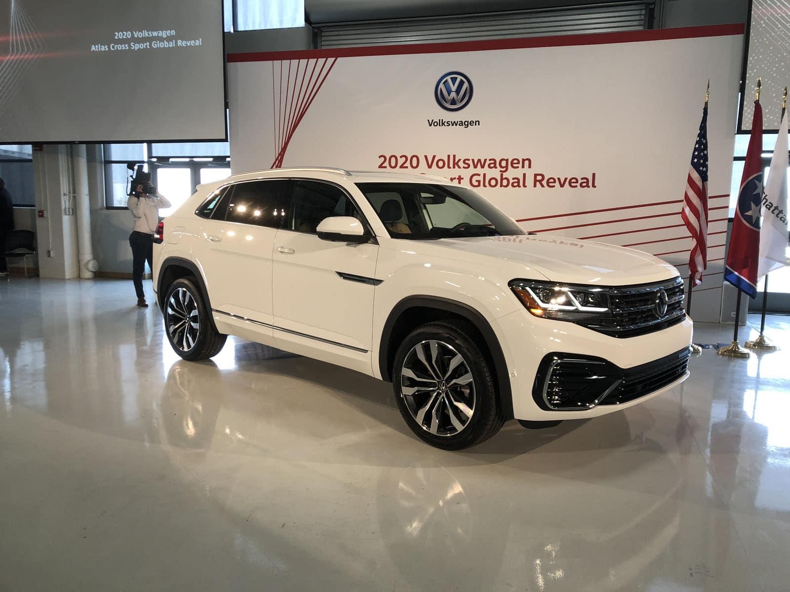 2020 Volkswagen Atlas Cross Sport Us Pricing Announced