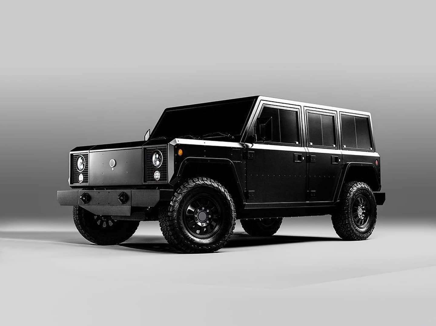 Bollinger B1 Electric Sport Utility Truck