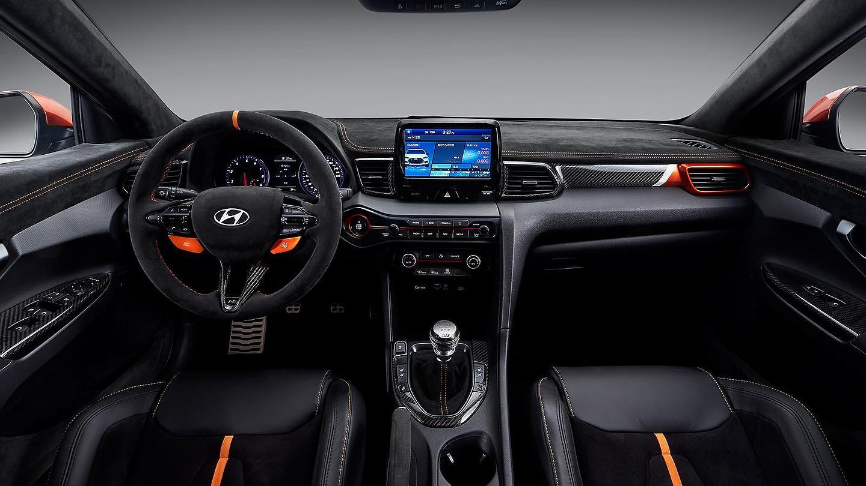 Hyundai Veloster N Performance Concept 2019 SEMA Show