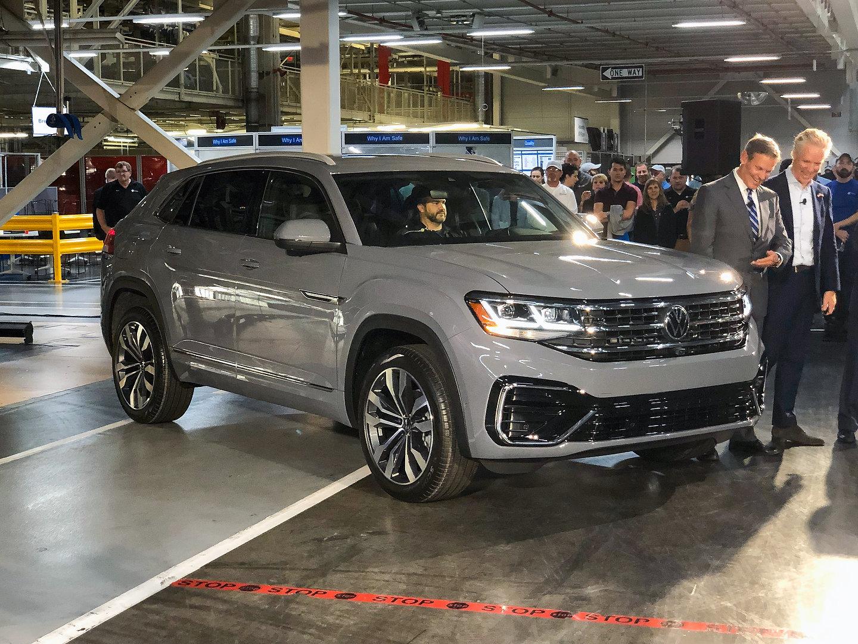 2020 Volkswagen Atlas Cross Sport Us Pricing Announced Motor Illustrated