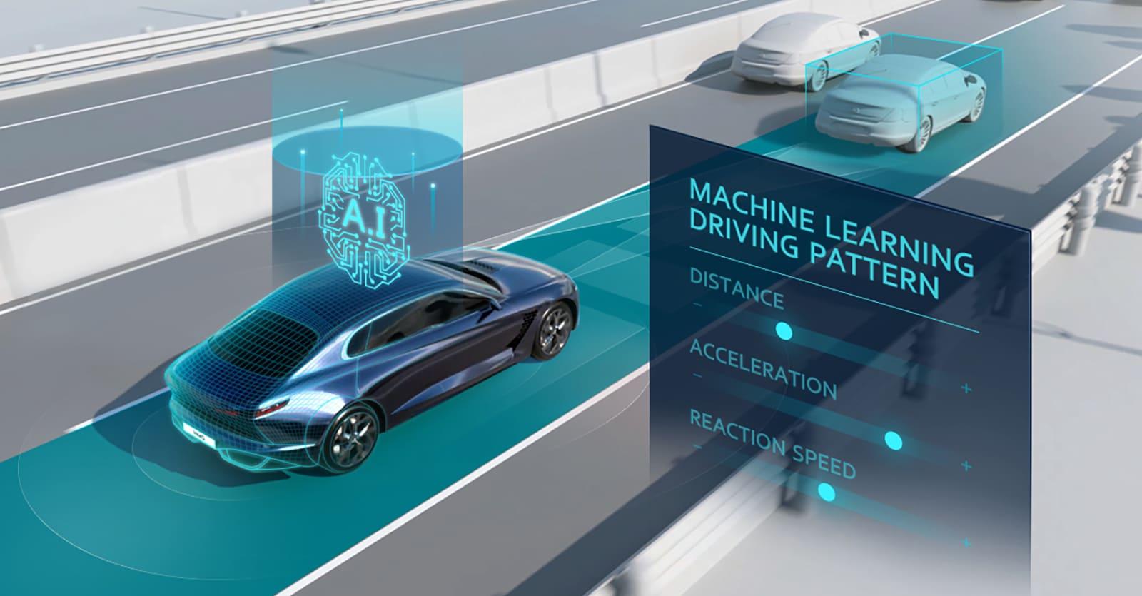 Hyundai Smart Cruise Control Machine Learning