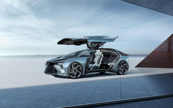 Lexus LF-30 Electrified Concept Tokyo Motor Show 2019