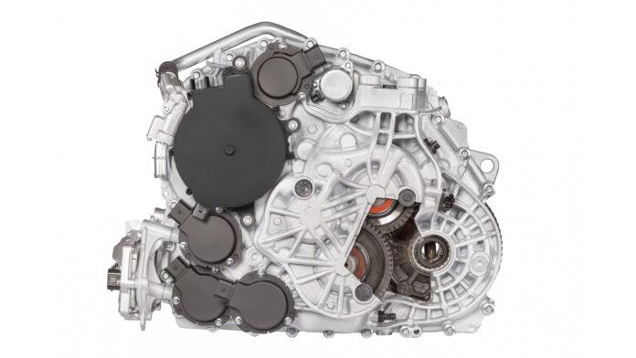 Magna BMW Dual-Clutch Transmission