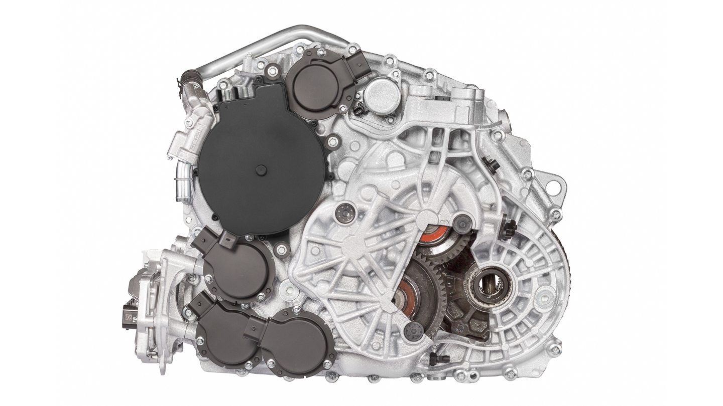 Magna BMW Dual-Clutch Transmission
