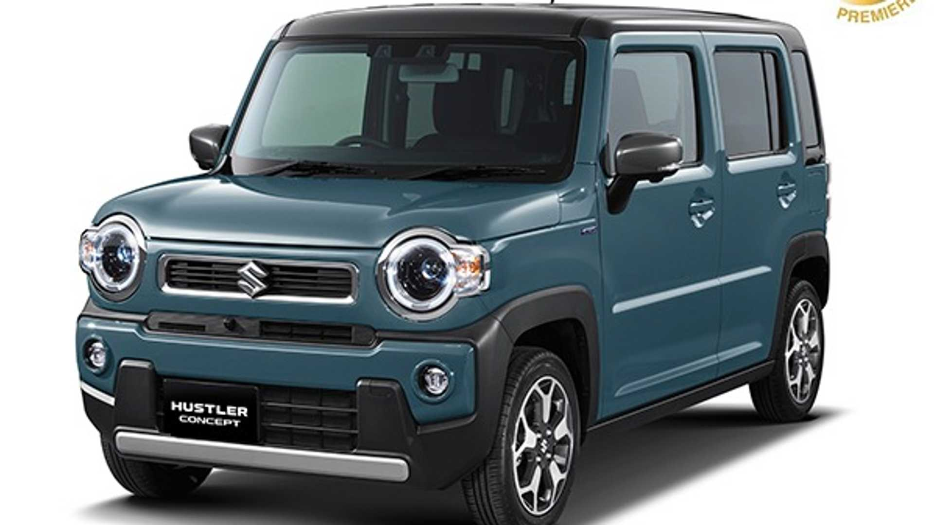 Suzuki Hustler Concept
