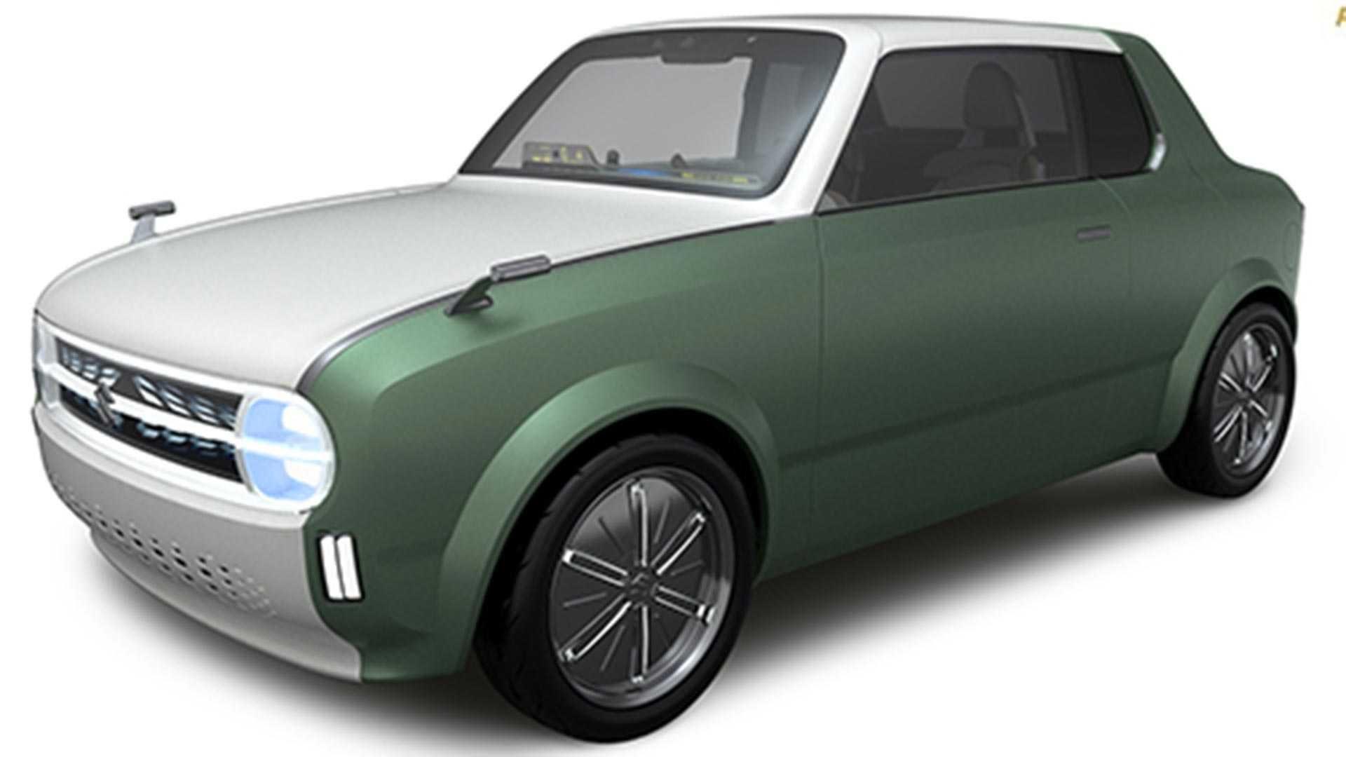 Suzuki Waku Spo