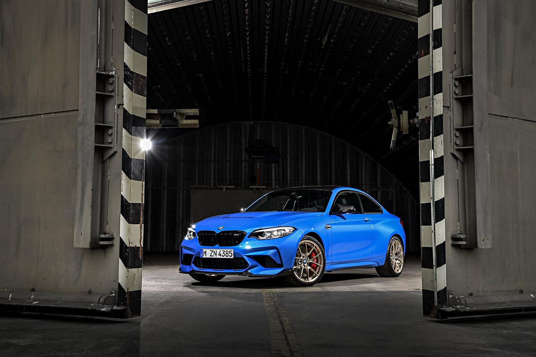 2020 BMW M2 CS Los Angeles