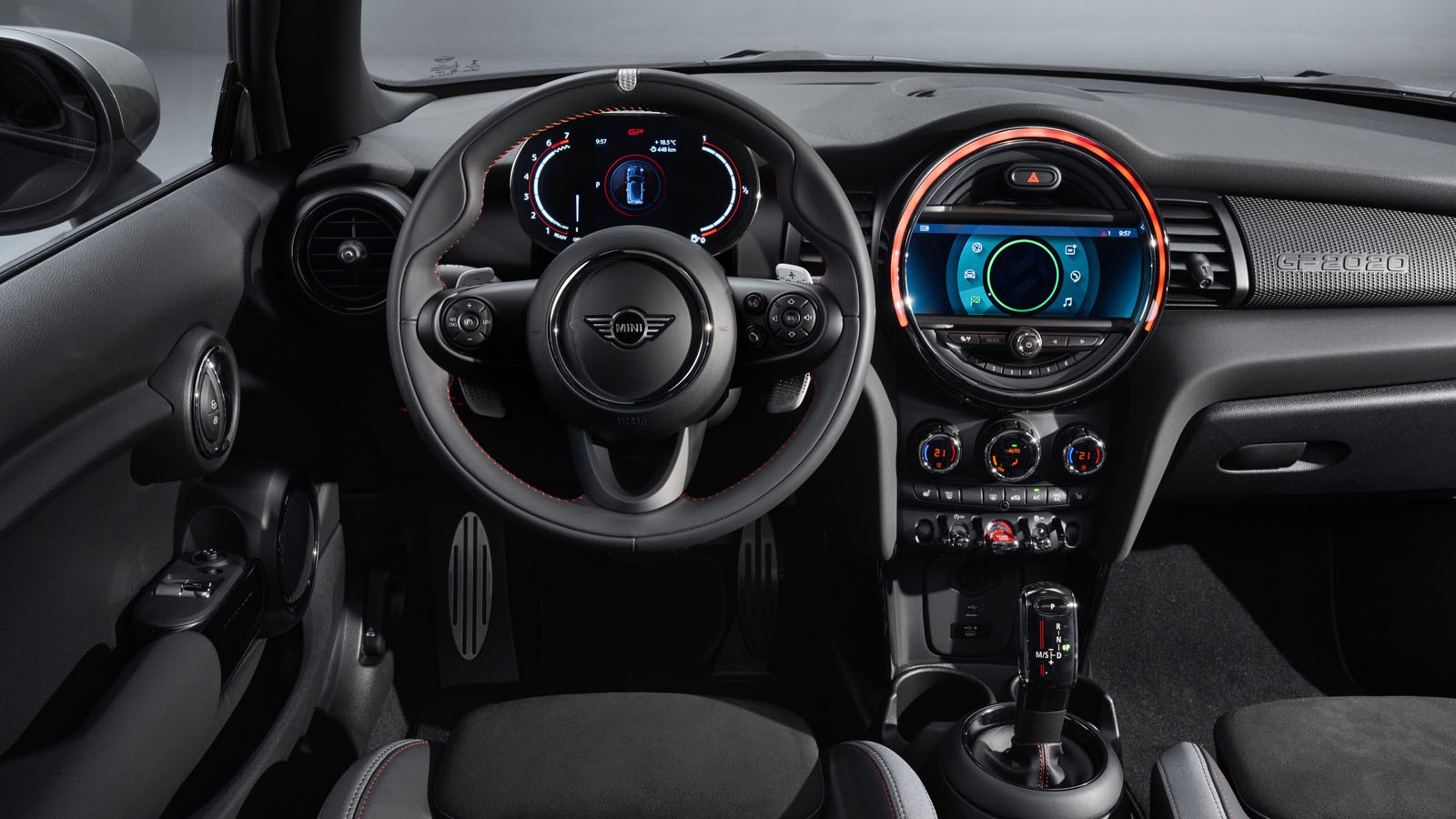 2020 MINI Cooper JCW GP Los Angeles