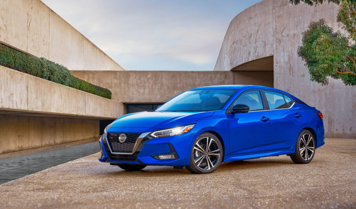 2020 Nissan Sentra Los Angeles