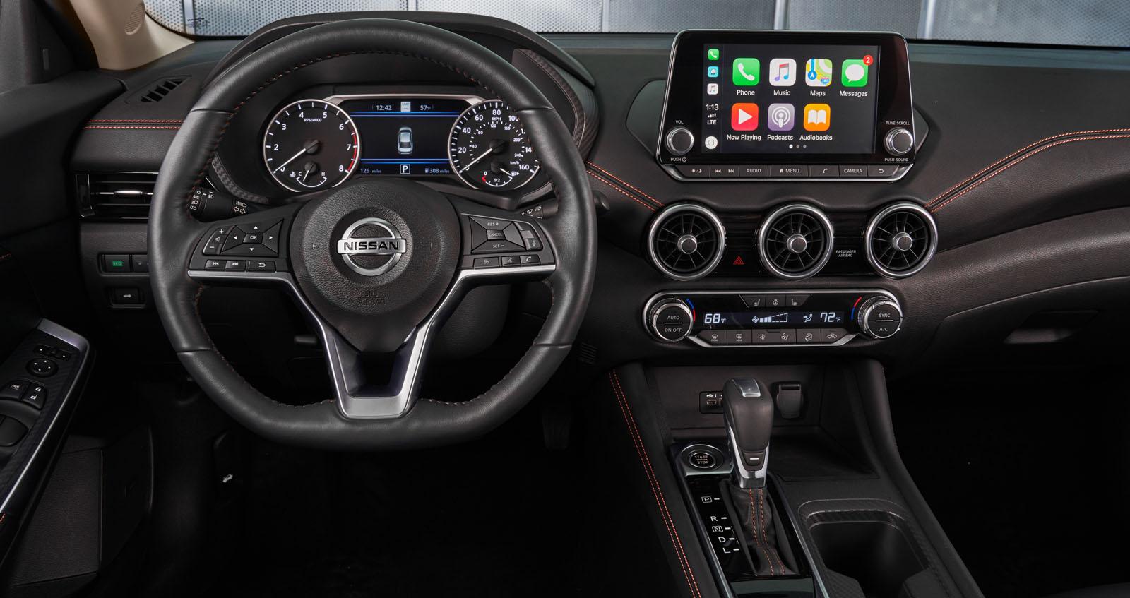 2020 Nissan Sentra Los Angeles 44