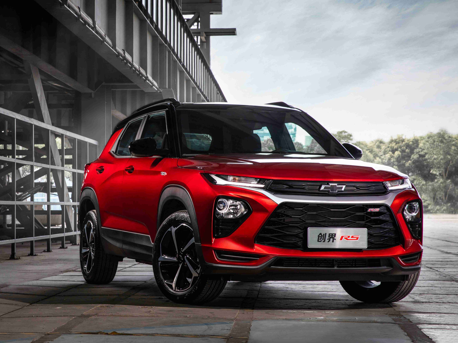 2021 Chevrolet Trailblazer to be Unveiled at the Los ...