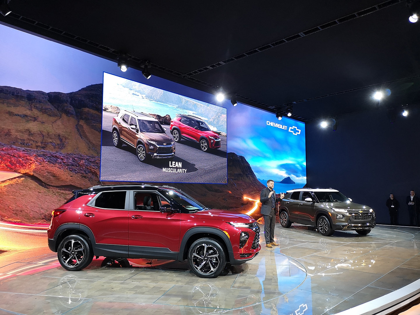 2019 LAAS: The All-New 2021 Chevy Trailblazer Will Arrive ...