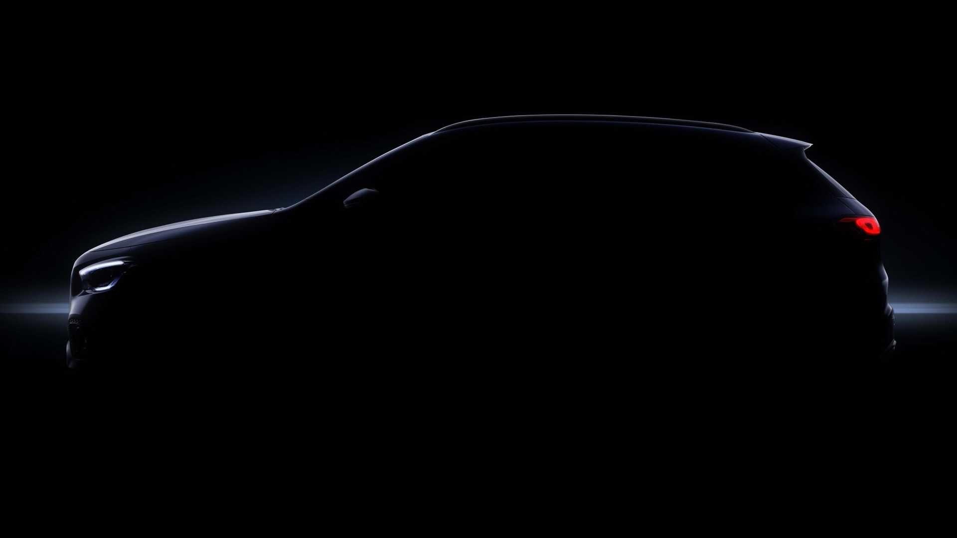 2021 Mercedes-Benz GLA teaser