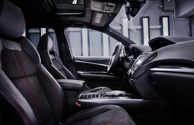 Acura MDX PMC