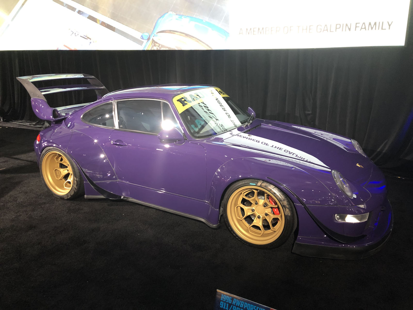 Galpin Porsche