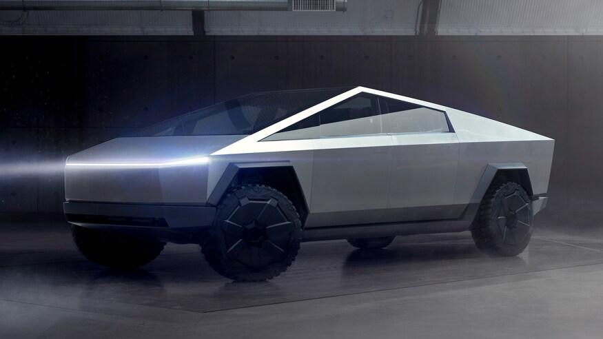 Tesla Cybertruck 7