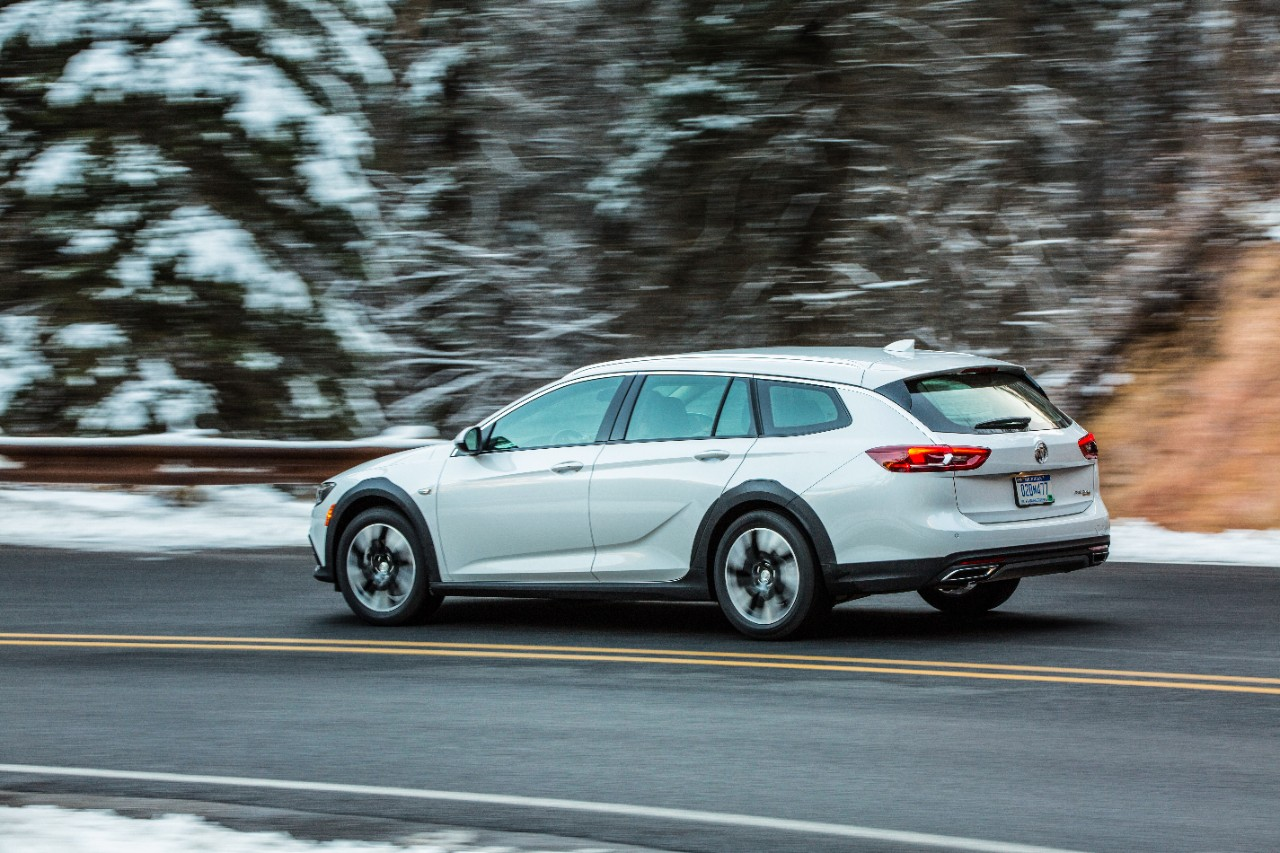 2020 Will Be The Buick Regal S Final Model Year Motor
