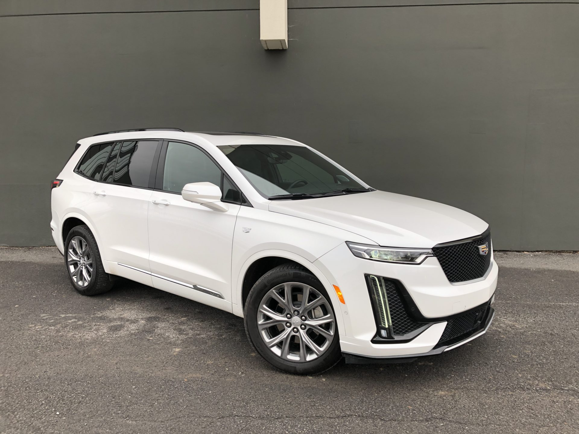 2020 Cadillac Xt6 Review Too Little For Too Much Motor