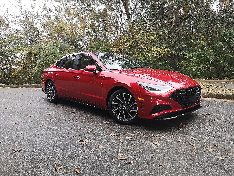 2020 Hyundai Sonata First Drive Review Substantially