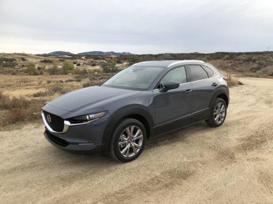 2020 Mazda CX-30 First Drive