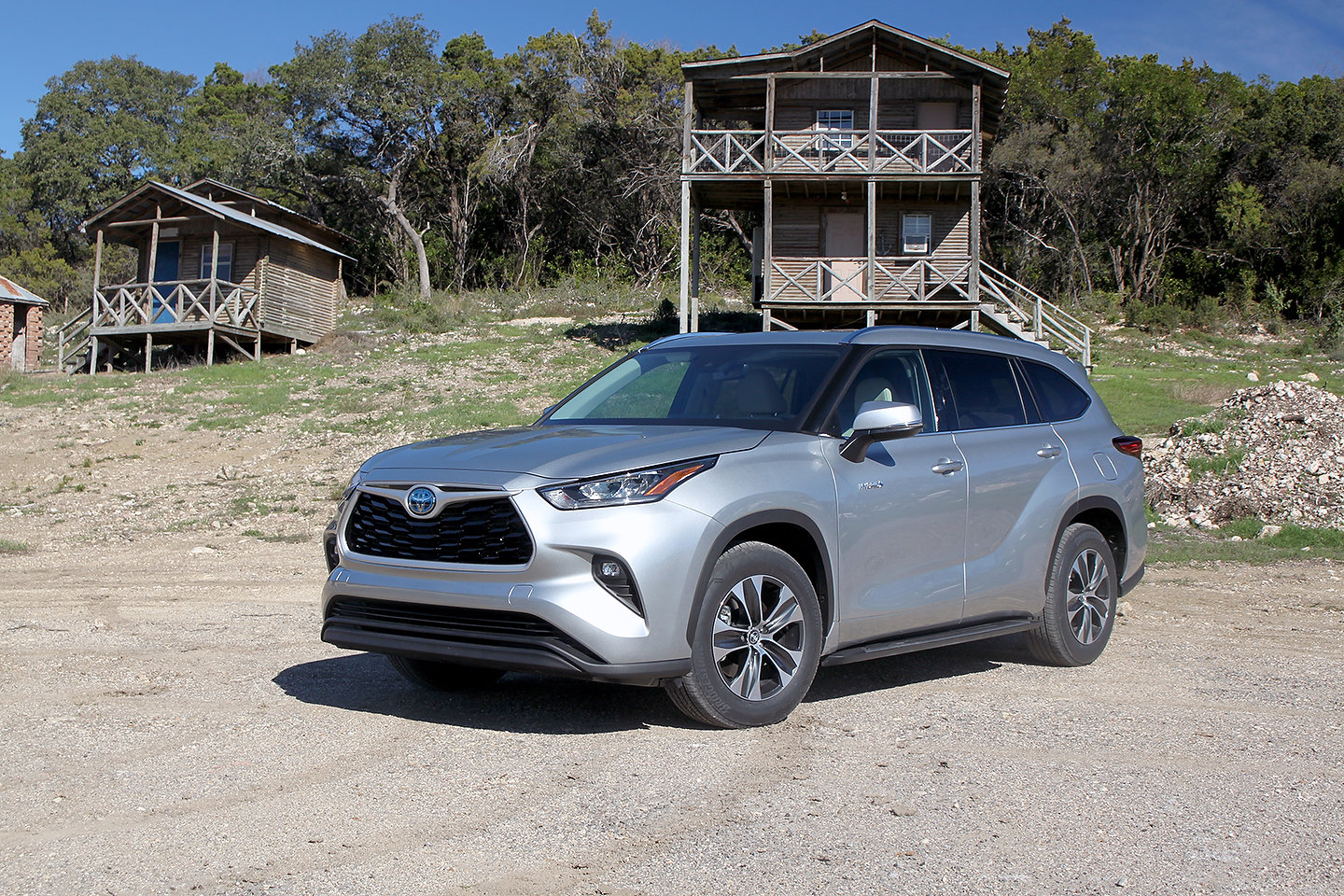2020 toyota highlander first drive review - motor illustrated
