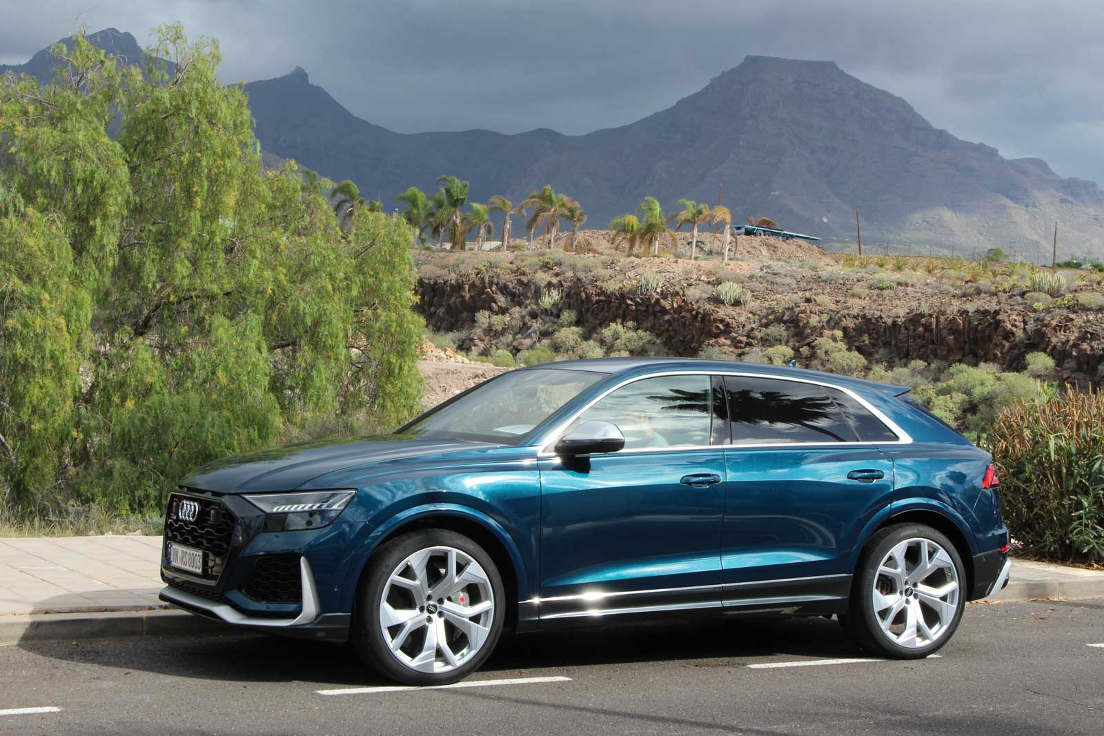 2021 Audi RS Q8: All Performance, No Bull - Motor Illustrated