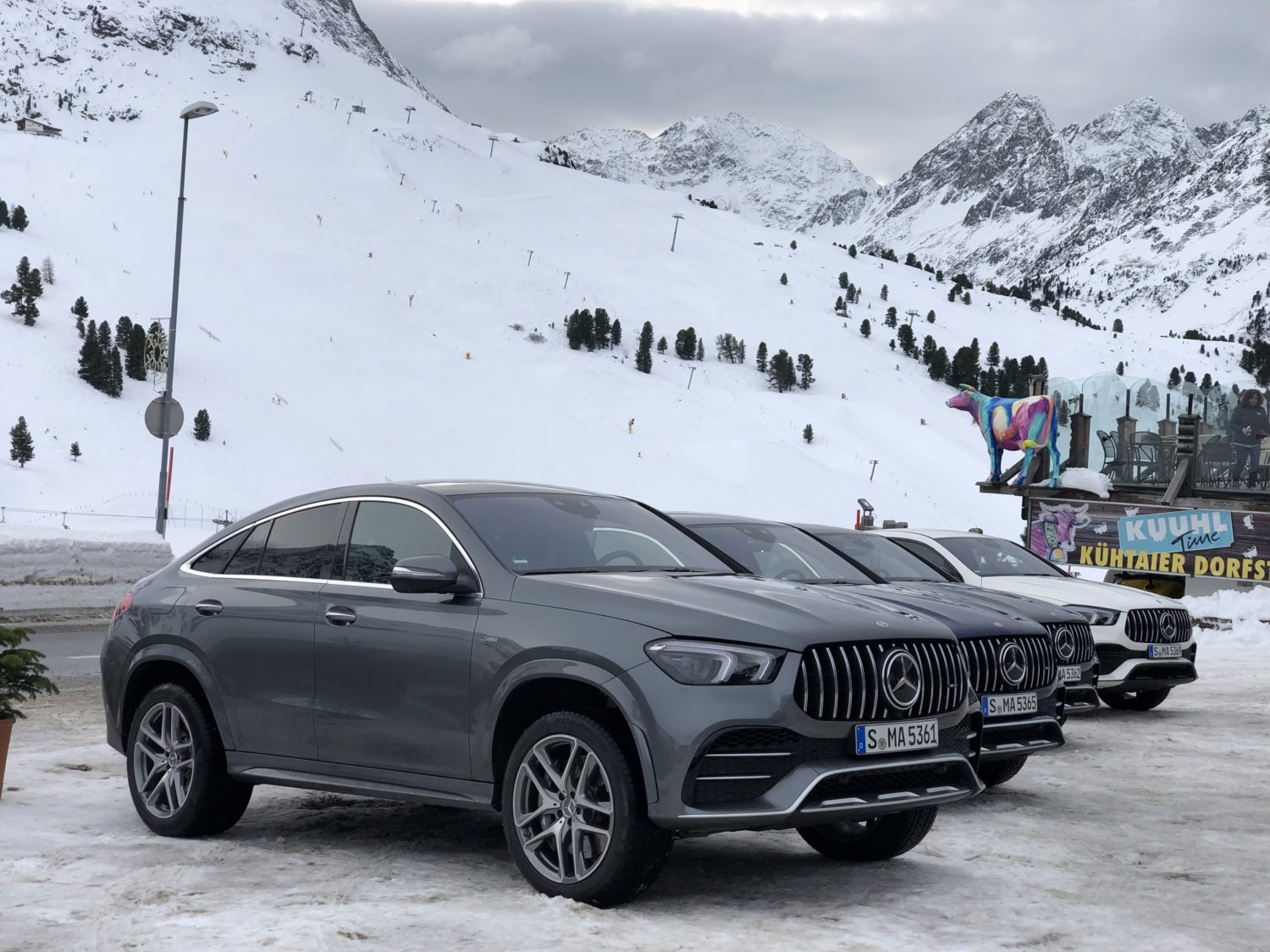 2021 mercedes-amg gle 53 coupe first drive review  distinct in more than just styling