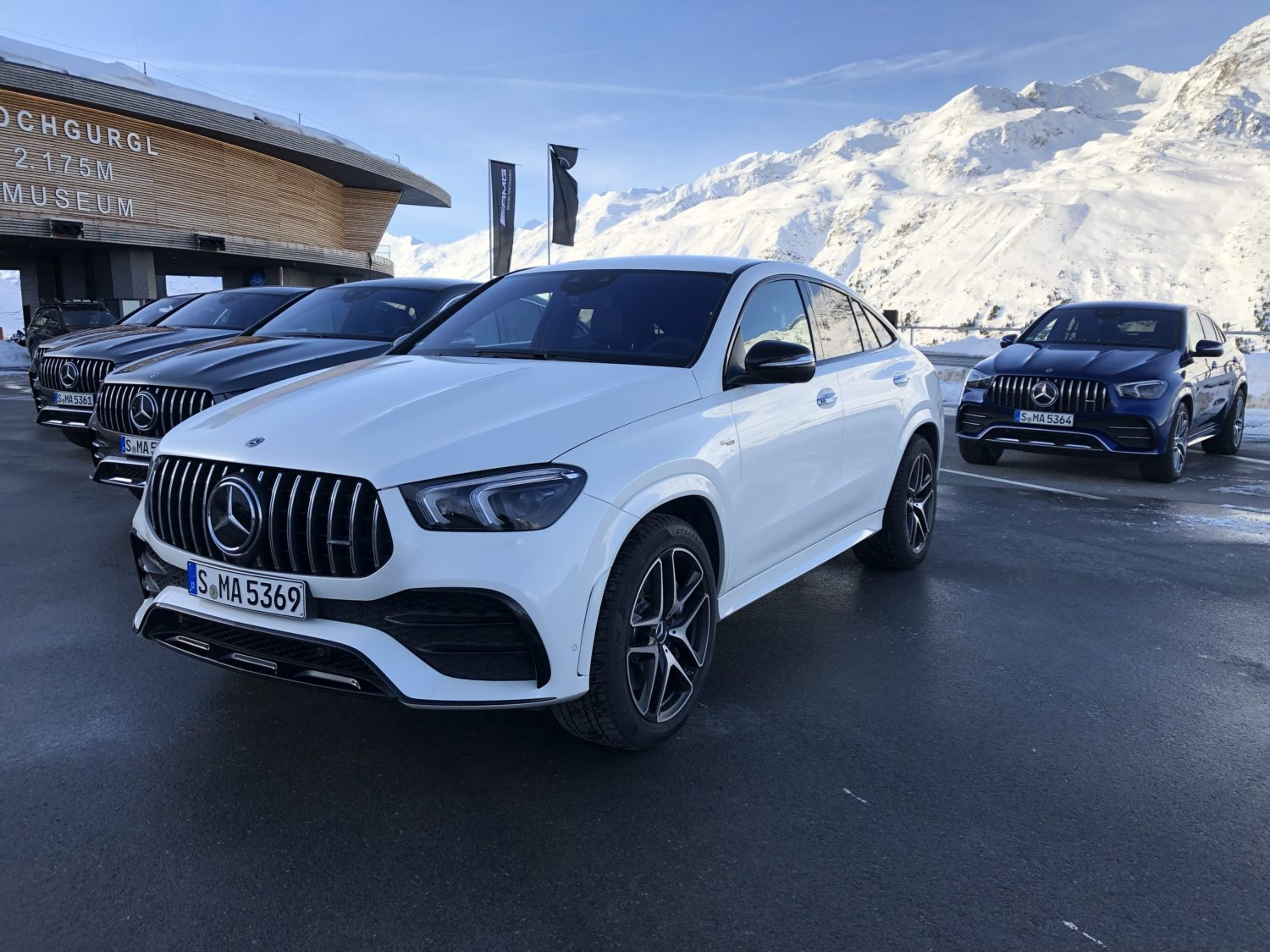 2021 Mercedes Amg Gle 53 Coupe - Car Wallpaper