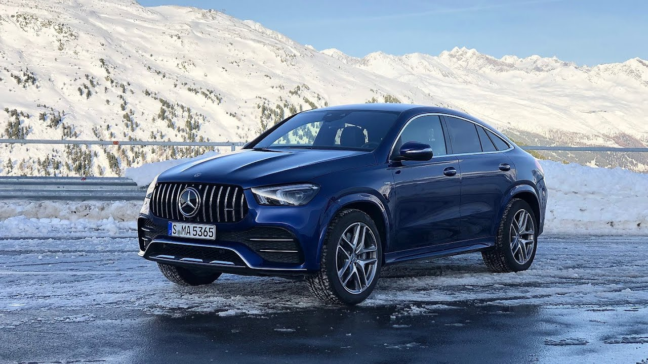 2021 Mercedes-AMG GLE 53 Coupe First Drive Review ...