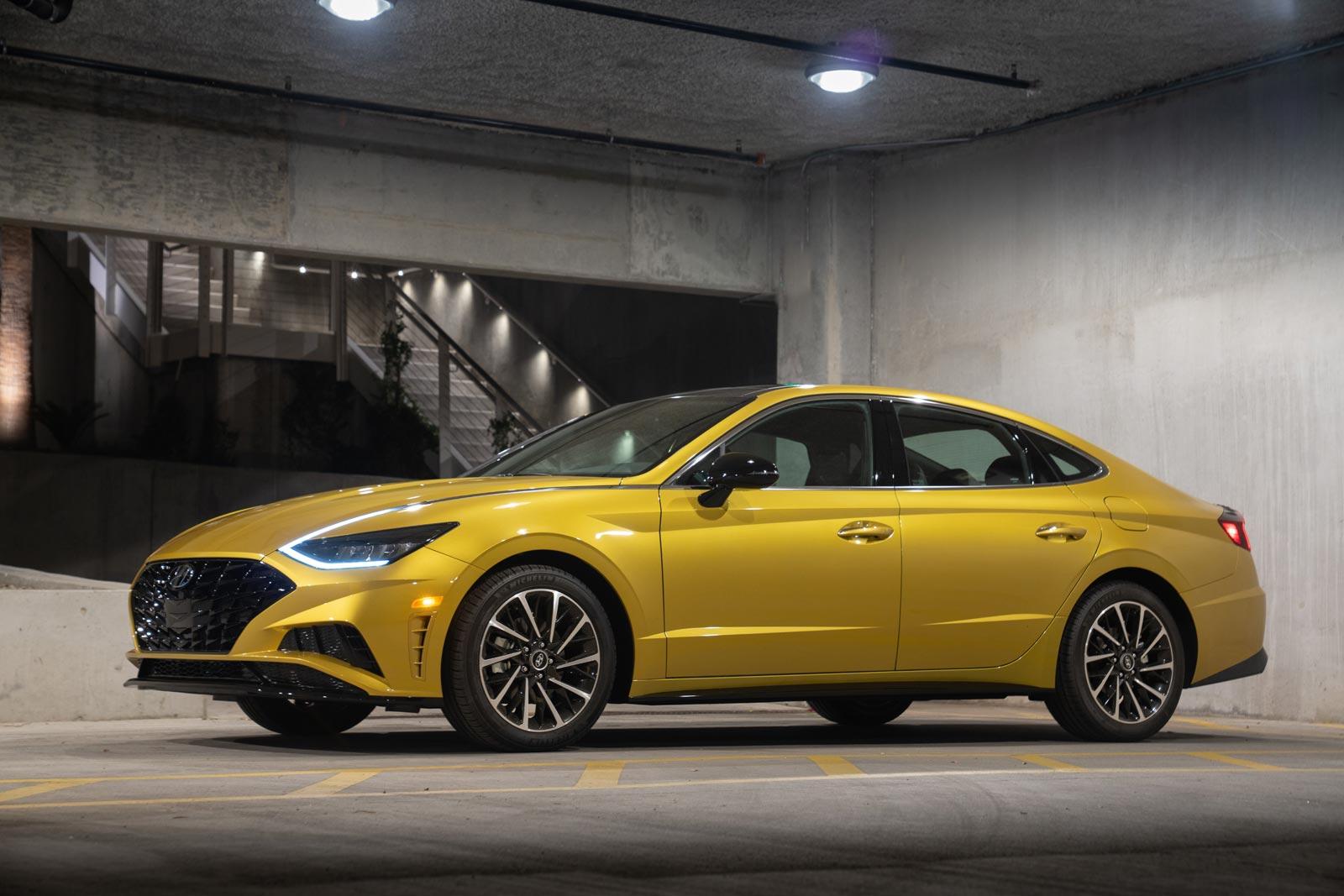 2020 hyundai sonata: canadian pricing announced - motor